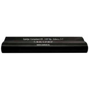 Sittes zsák 55x110, fekete 120 mikron